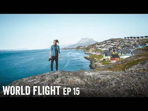 GREENLAND IS FASCINATING! - World Flight Episode 15