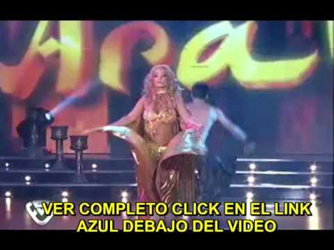 Maria Eugenia Rito Baile sexy