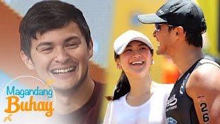 Video Magandang Buhay: How did Matteo influence Sarah to try sports? MP3, 3GP, MP4, WEBM, AVI, FLV Januari 2019