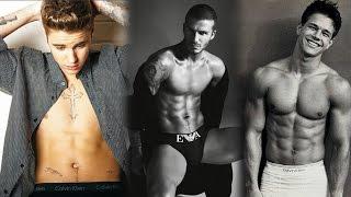 Justin Bieber Calvin Klein Model?