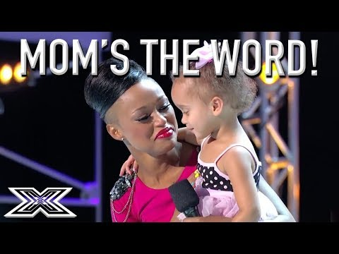 Single Mom Paige Thomas STUNS Simon Cowell With Effortless Audition! | X Factor Global