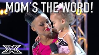 Video Single Mom Paige Thomas STUNS Simon Cowell With Effortless Audition! | X Factor Global MP3, 3GP, MP4, WEBM, AVI, FLV September 2019