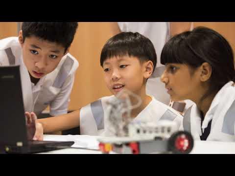 Airbus Little Engineer Space Workshop '17 in Singapore