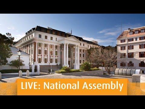 Plenary, National Assembly,  5 December 2018