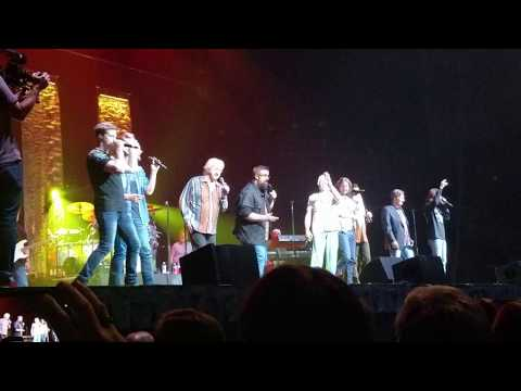 Home Free and The Oakridge Boys together live for the first time.  ELVIRA