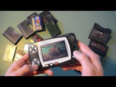 Wonderswan Color - Rare Video Game Review