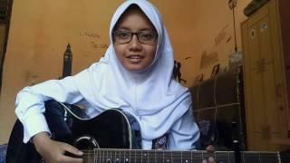 Pemujamu - Gitar Cover By Indah Fitrialita Video