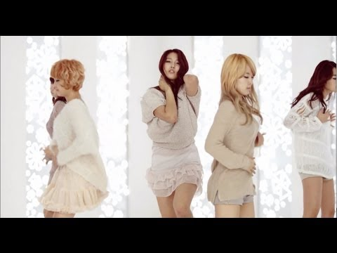 First - 4MINUTE 'FIRST' official MV.