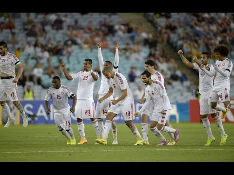 QF4: Japan vs UAE - Penalty Shootout: AFC Asian Cup Australia 2015