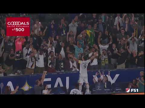 Video: GOAL: Zlatan Ibrahimovic completes his hat trick in stunning fashion