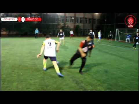 Etimesgutgücü Sk - ÖZYURT FK  Özyurt FK - Piyade F.C Maçın Özeti