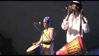 Until the Lion Learns to Speak (Live) ... K'naan HQ at the Big Time Out 2008