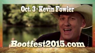 Bootfest 2015 Ad