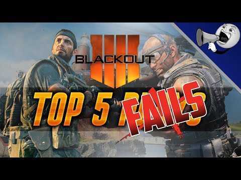 Call Of Duty Blackout Top 5 Fails #3: Suicide Death Before Match Starts!! (BO4 Blackout)