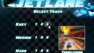 Jet Lane Racing videosu