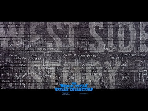 Saul Bass: West Side Story (1961) title sequence
