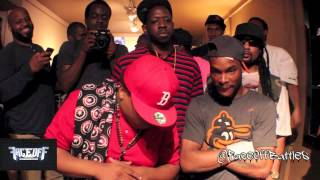Face Off Battle League | T.R.O. Tha Kannibul vs. Toga B