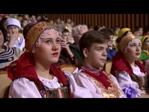 Финал Чемпионата России по народным танцам 2015