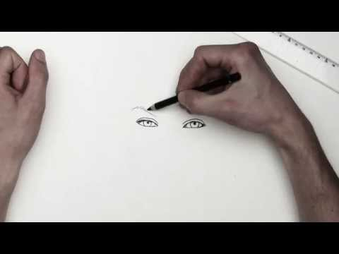 Zeichnen lernen – basics 002 – Skizzieren/sketch (german narrated)