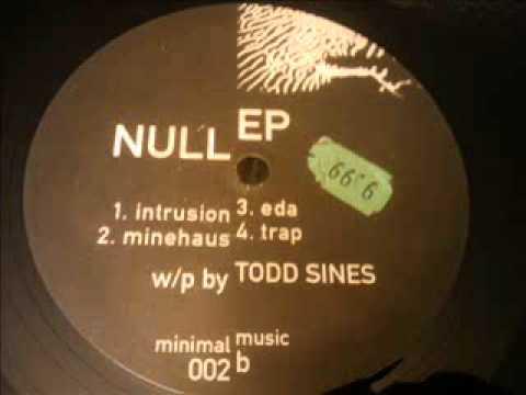 Todd Sines + Natacha Labelle Overlap