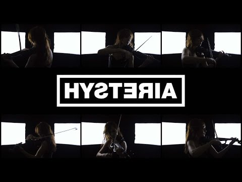 "Muse  ""Hysteria"" Cover by Anastasia Soina"