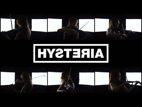 """Muse  """"Hysteria"""" Cover"""