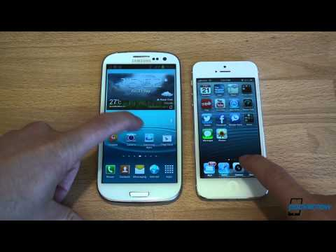iphone 5 design - The iPhone 5 and Galaxy S 3 are very different phones. The former has a smaller screen, thinner design, and an operating system that is very much a what-you-...