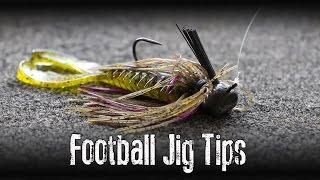 Video Football Jig Fishing Tips MP3, 3GP, MP4, WEBM, AVI, FLV Maret 2019
