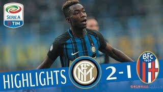 Video Inter - Bologna 2-1 - Highlights - Giornata 24 - Serie A TIM 2017/18 MP3, 3GP, MP4, WEBM, AVI, FLV Agustus 2018