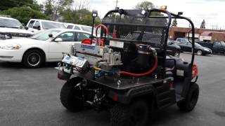 3. Kioti Mechron 2200 Utility Vehicle day version
