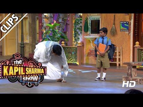 Raveena Ne Banaya Chandu Ko Murga - The Kapil Sharma Show - Episode 10 - 22nd May 2016