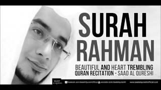 Menangis menghayati Surat - Ar Rahman