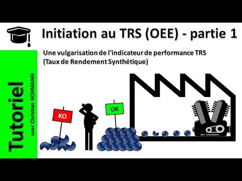 Initiation au TRS 1ère partie (vidéo)