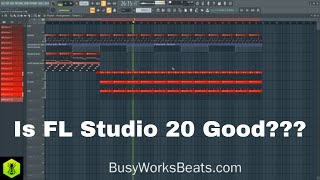 Video FL Studio 20 Reaction | Is FL Studio 20 any Good??? MP3, 3GP, MP4, WEBM, AVI, FLV Mei 2018