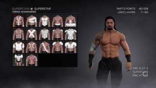 WWE 2K17 Roman Reigns WWE Raw May 8,2017 Attire WWE 2K17 https://store.playstation.com/#!/en-us/tid=CUSA05038_00