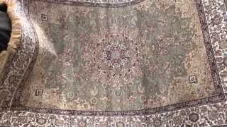 Persian Carpet Market In The UAE