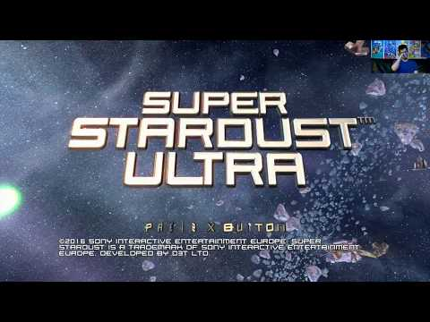 Super Stardust Ultra (PlayStation 4) Mike Matei Live