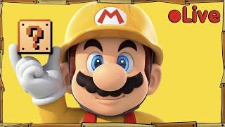 Super Mario Maker 2 - New Update - • Live