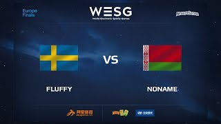 Fluffy vs NoName, game 1