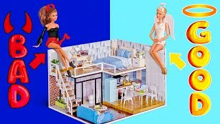 Video AMAZING CRAFTS FOR YOUR BARBIE DOLL MP3, 3GP, MP4, WEBM, AVI, FLV Mei 2019