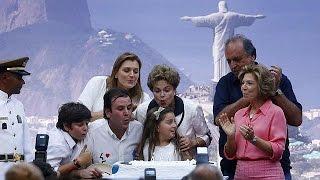 Rio'nun 450. doğum günü