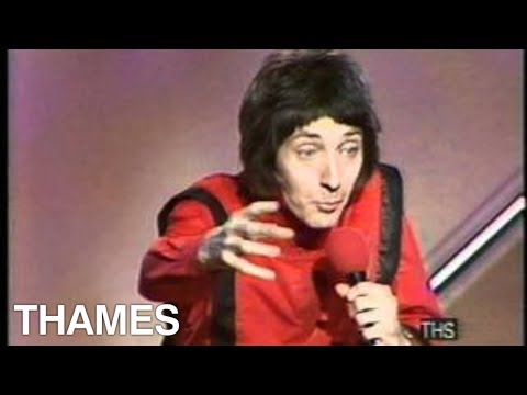 Comedy - Emo Philips - The Hippodrome show - Thames Television