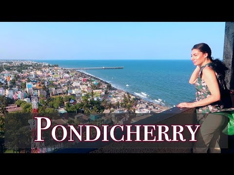 Download HOW TO TRAVEL PONDICHERRY | FOREIGNER IN INDIA | TRAVEL VLOG IV HD Mp4 3GP Video and MP3