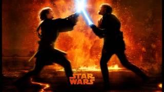 Video Star Wars Revenge of the Sith Soundtrack : Anakin vs Obi-Wan, the great duel MP3, 3GP, MP4, WEBM, AVI, FLV Juni 2018