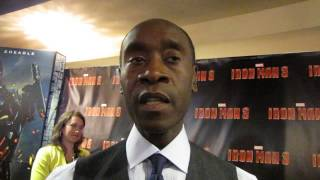 Don Cheadle, star of
