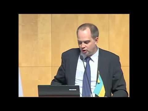 Il governo ucraino a Roma  (parte 2) - 03 ottobre 2012