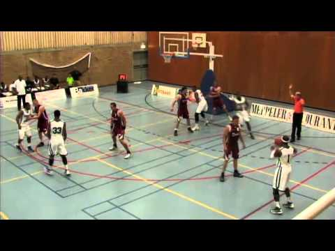 Highlights from CSU's 91-56 Win Over Meppel Giants on Aug. 16