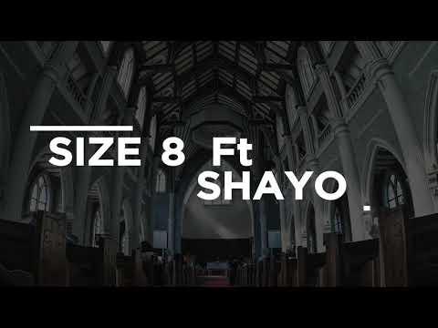 SIZE 8 FT SHAYO -  AMEUWEZA