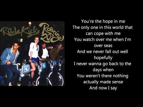 Tekst piosenki Rizzle Kicks - The Reason I Live po polsku