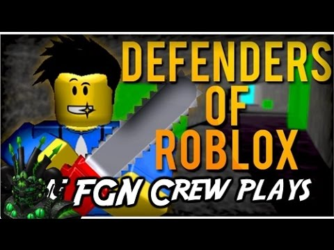 Family Game Nights Plays: Roblox - Defenders of Roblox *Updated* (PC)